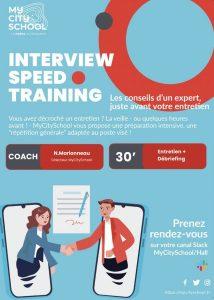 Interview Speed Training